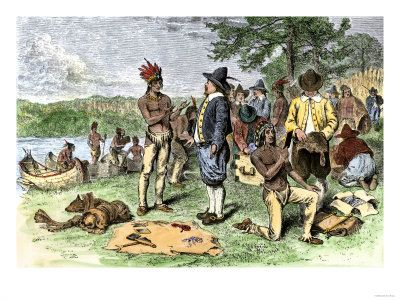How were Native Americans affected by the colonization of North America by Europeans?