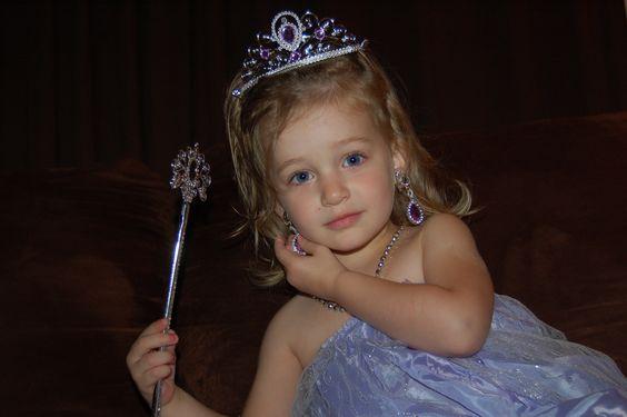 Ma princesse en devenir. Douceurs au coeur d'une mère.