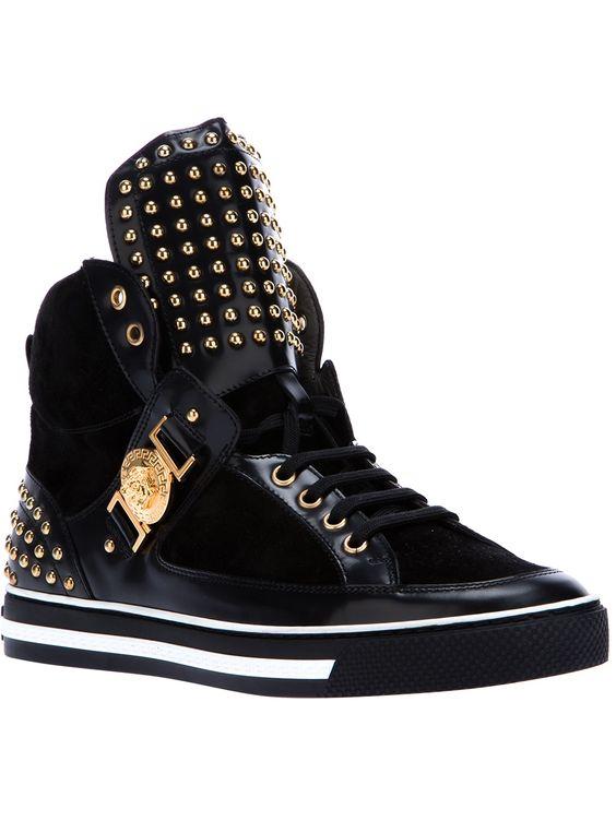 Versace Zapatos Hombre Precios