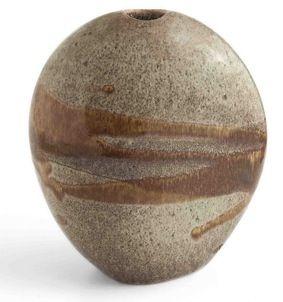 """Peter Ellery """"Moon Vase"""""""