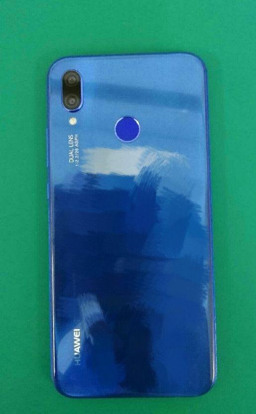 تعرف على مواصفات وتصميم جوال هواوي P20 لايت قبل إطلاقه بأيام Huawei Phone Samsung Galaxy Phone