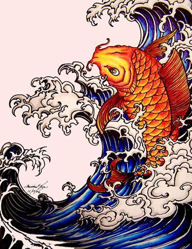 wasbella102:  A fish by Luumanfoo29