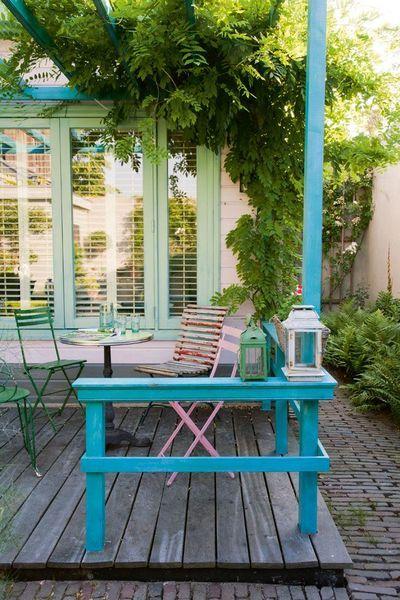 Terrasse en bois 15 belles photos voir belle for Belle terrasse en bois