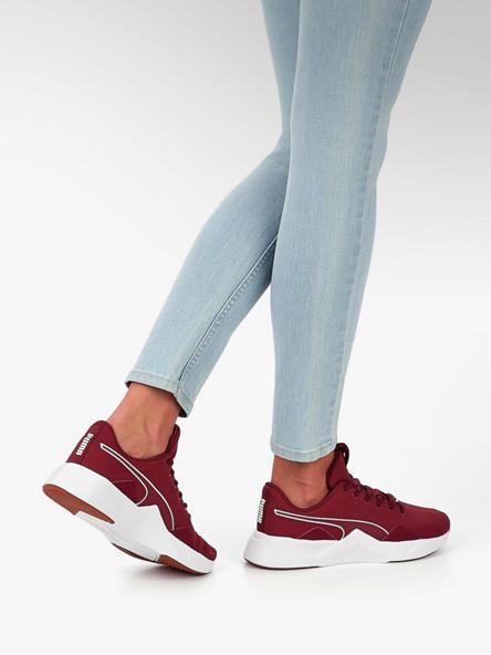 Bordowe Sneakersy Damskie Puma Incite 1715733 Deichmann Com Shoes Sneakers Sneakers Nike
