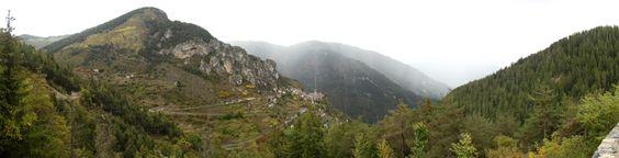 panorama Roubion