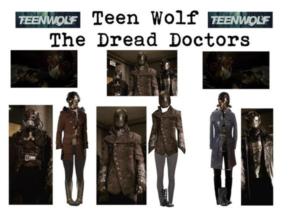 """The Dread Doctors"" by livelifeloud24 on Polyvore"