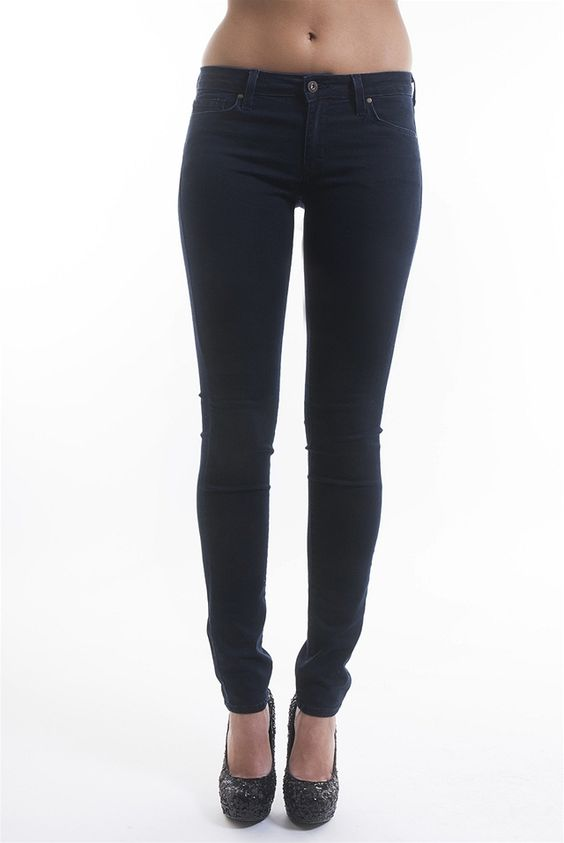 Remember! Ultra skinny jeans also show off bow legs thick thighs
