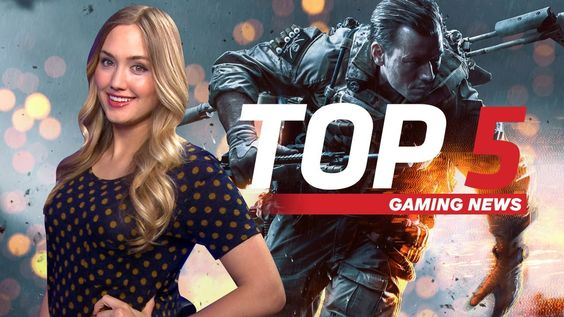 Next Battlefield and Win an Xbox Elite Controller, It's Your Top 5 - IGN Daily Fix