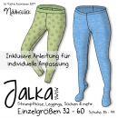 eBook Jalka Mama - Einzelgrößen 32 - 60
