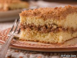 Amish Streusel Cake