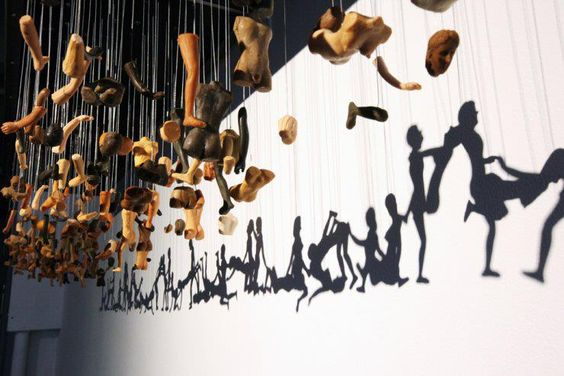 Instalación de Bohyun Yoon