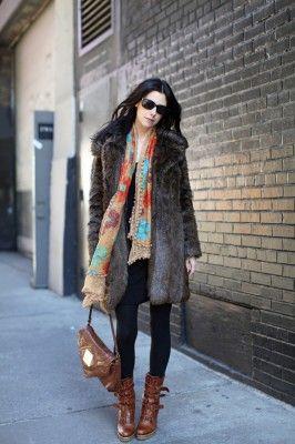 fur coat of my dream.