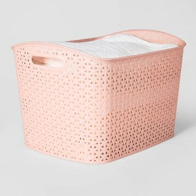 Laundry Sorter Hamper Clothes Storage Basket Bin Toys Snacks Organizer Box
