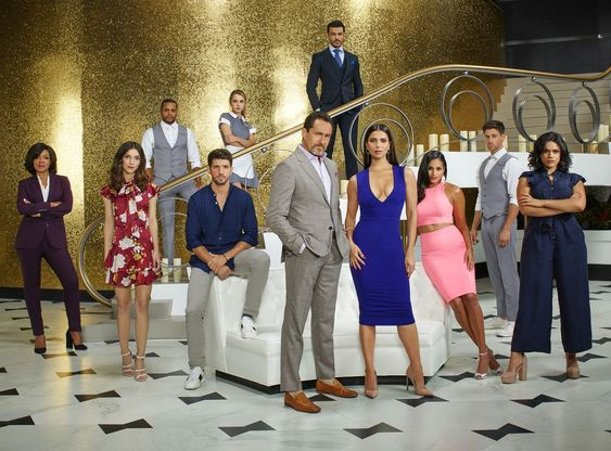 Eva Longoria's new 'Grand Hotel' TV drama stars Fontainebleau Miami Beach and a South Florida cast #news #miami #follow