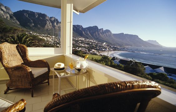 The best places to sip vino in South Africa