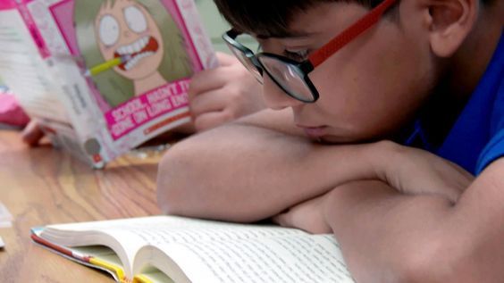Series Reading Program: Creating a Culture of Reading