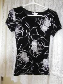 "WOMENS ""ES.SE"" BLOUSE SIZE SMALL FREE SHIPPING FREE PHOTONS"
