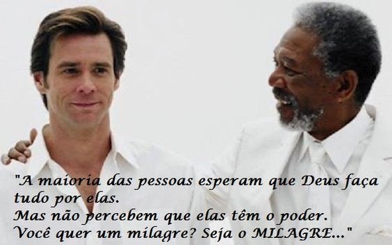 Frases: Movies Tv, Bruce Almighty ️ ️, Movies I Love,  Laboratory Coat, Favorite Movies, Utiful Bruce, Movies And Tv