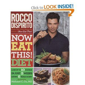 Look At Rocco Here Shilling His Low Cal Recipes Like It S