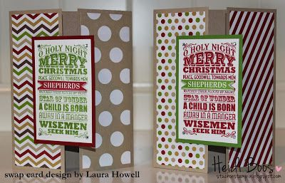 by Laura Howell - using Stampin' Up!