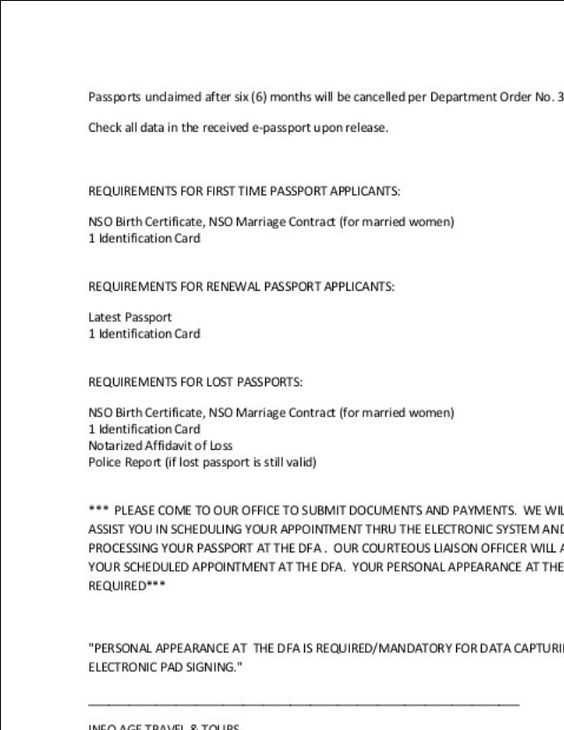 authorization letter for birth certificate nso documents letters - no objection certificate for passport
