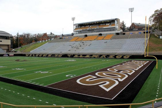 Stadium Gallery Waldo Stadium Western Michigan University Western Michigan University Western Michigan Western Michigan Football