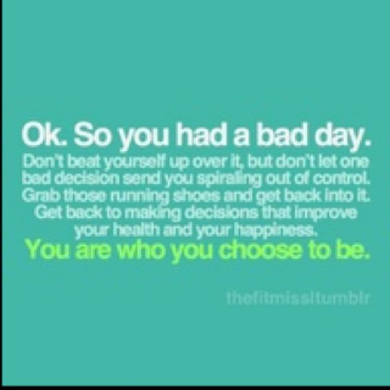 You are who chooses.