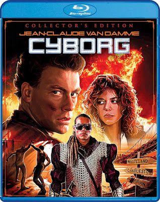 Classic Movies Cyborg 1989 Starring Jean Claude Van Damme Cyborg Movie Cyborg Jean Claude Van Damme