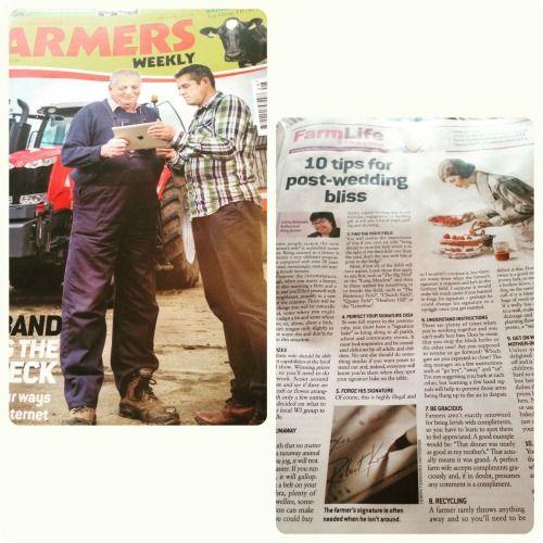 Farmers Weekly Lorna Sixsmith