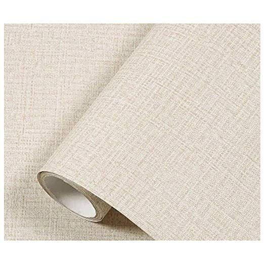 Faux Grasscloth Peel Stick Wallpaper Fabric Self Adhesive Contact Paper Linen Firea Place Kitchen Backsplash Peel And Stick Wallpaper Door Stickers Grasscloth