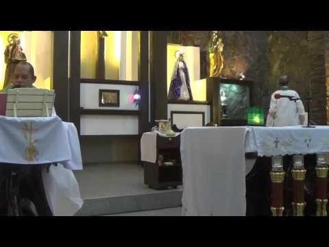 09012015 22th tuesday mass