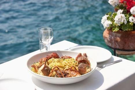 Santorini's 10 Best Cultural Restaurants | Greek Eats and Fine Dining | Travel To Santorini | Scoop.it