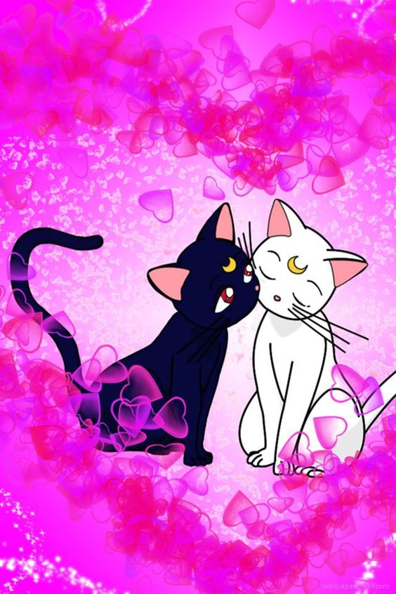 Luna and Artemis iPh