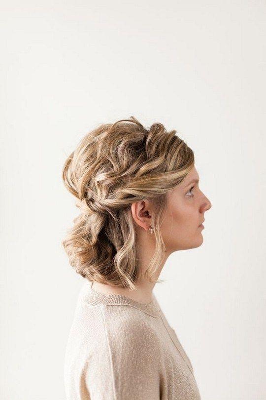 Most Easy And Pretty Hairstyle Design For Medium Length Hair Diy Short Hair Twist Styles Medium Length Hair Styles Twist Hairstyles