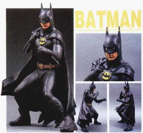 "10/""Batman Return Movie Version Vinyl Model Kit 1//6"