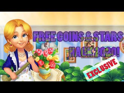 Matchington Mansion Hack Stars Coins Game Master Coin Games Game Resources Tool Hacks