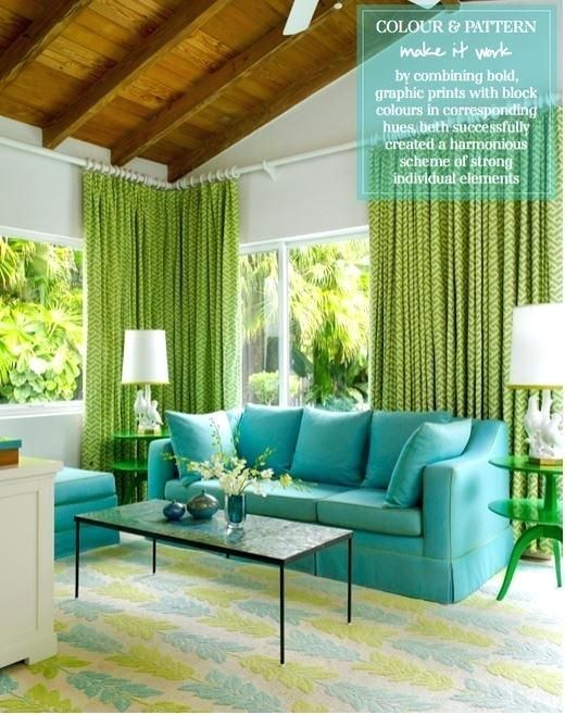 Lime Green And Blue Bedroom Lime Green And Blue Living Room Light Blue And Lime Bedroom Blue Gre Living Room Turquoise Living Room Green Blue Living Room