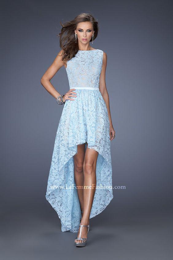 Pastel Blue Lace Bridesmaid Dress Idea  Plus Size Fashion ...