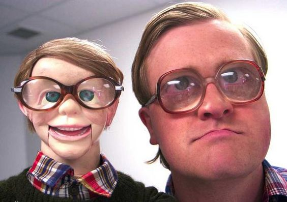 Conky and Bubbles - Trailer Park Boys
