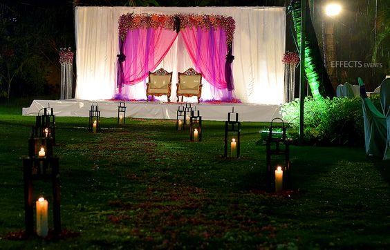 Wedding Reception concept