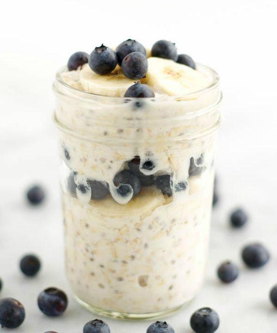 overnight oat - Avena