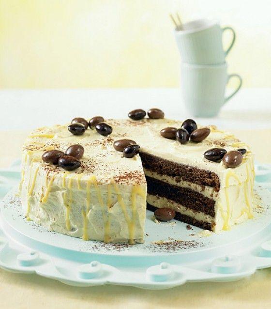 Schokoladen-Eierlikör-Torte - Tolle Oster-Torten - 1 - [ESSEN & TRINKEN]