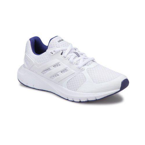 adidas DURAMO 8 W -11 Beyaz Saks Kadın
