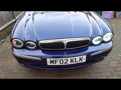 Jaguar X Type Angel Eyes Halo Ring With Indicators Youtube Jaguar X Jaguar Angel Eyes