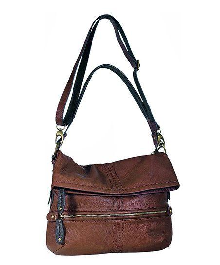Whiskey Christie Crossbody Bag