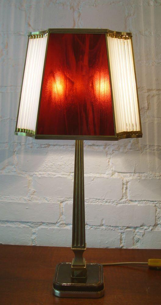 Tisch Lampe Lichtobjekt CESARS' PALACE von marediluce auf Etsy