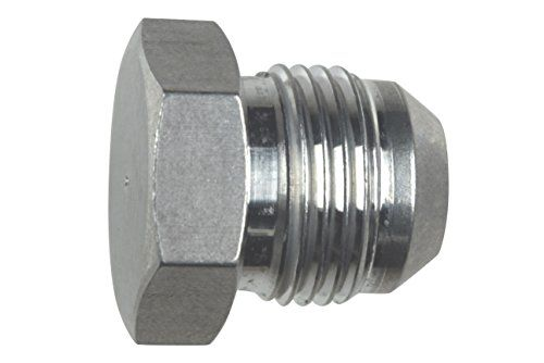 10an Flare Plug Male Nut 10 An Block Off Cap Fitting Bare An806 10a Flares 10 Things
