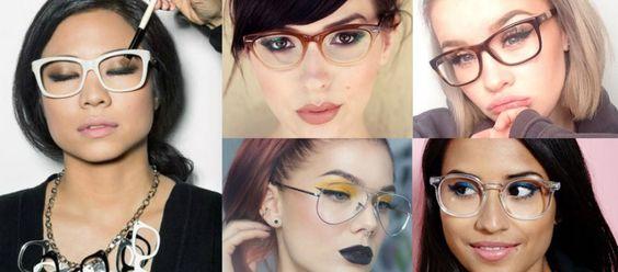 Make para quem usa óculos? Vem que tem! | www.taofeminino.com.br