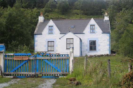 Cottage in Scotland for rent. Cheap