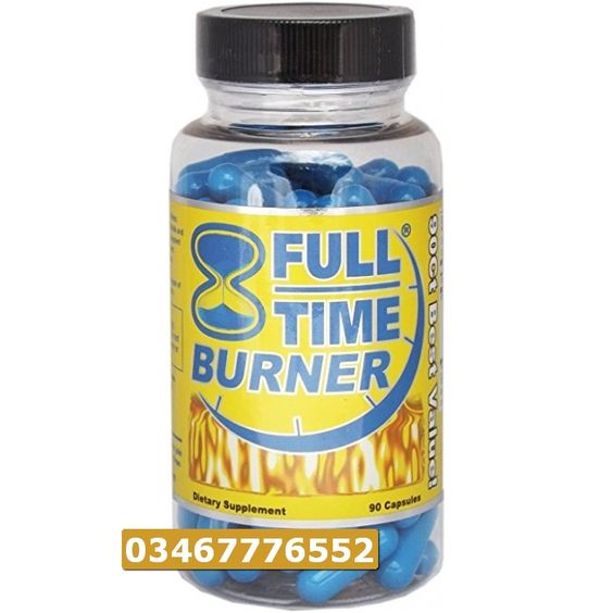 ORIGINAL FULL-TIME FAT BURNER FOR MEN AVAILABLE ONLINE IN PAKISTAN  Full-Time Fat Burner - Get The Best Natural Belly Fat Burning Supplement That Really Works Fast for Both Men and Women - Plus Lose Weight With Weight Loss Diet Pills Supplements That Work